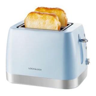 Máy nướng bánh mì LOCK&LOCK 730W, Máy nướng bánh mì mini, Máy nướng bánh mì 2 ngăn, Máy nướng với 6 cấp độ tùy chỉnh thumbnail
