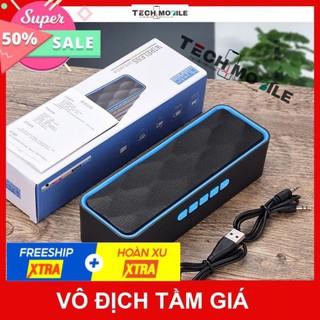 Loa Bluetooth Không Dây Charge 211 có đài FM Nghe Nhạc Hay Âm Thanh Chất Lượng Hỗ Trợ Cắm Thẻ Nhớ Và Usb thumbnail