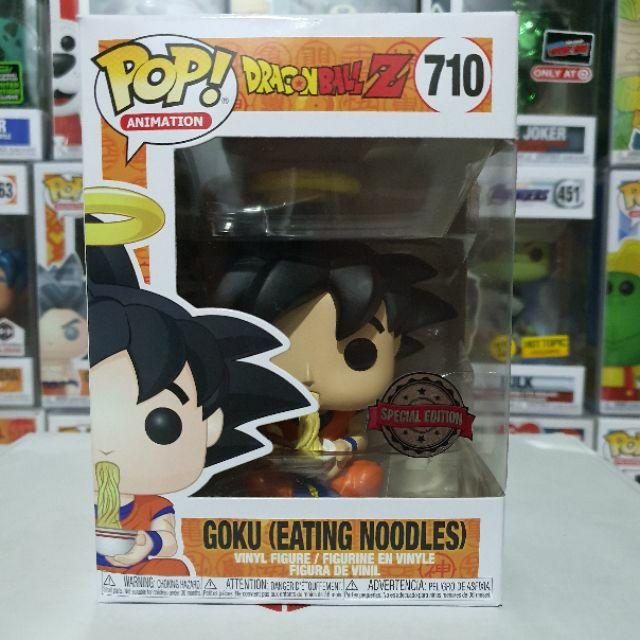 Đồ chơi mô hình funko pop 710 Goku Eating Noodles – Dragon Ball