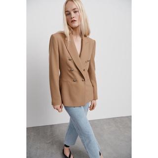 (AUTH SALE) Blazer Zara Auth new Sale sz XS, S