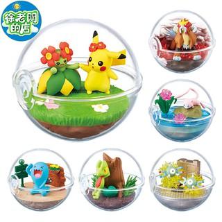 Set 6 Quả Cầu Pokemon Đồ Chơi