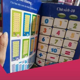 [Giảm 9k cho đơn từ 99k]Sách điện tử song ngữ Anh Việt cho bé 110k ( sỉ toàn quốc ). .