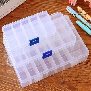 Hộp Nhựa 15 10 24 Ngăn Đựng Trang Sức Tiện Lợi thumbnail