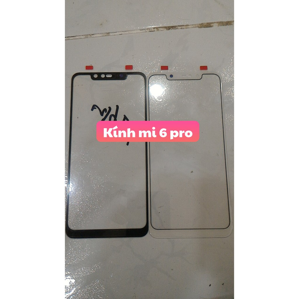 Kính Màn Hình Xiaomi Mi 6 pro Chính Hảng