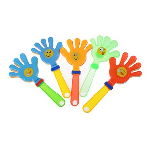 ☆VN 1piece Hand Clapper Plastic Kids Toy Party Favours Flapper Cheering Toys
