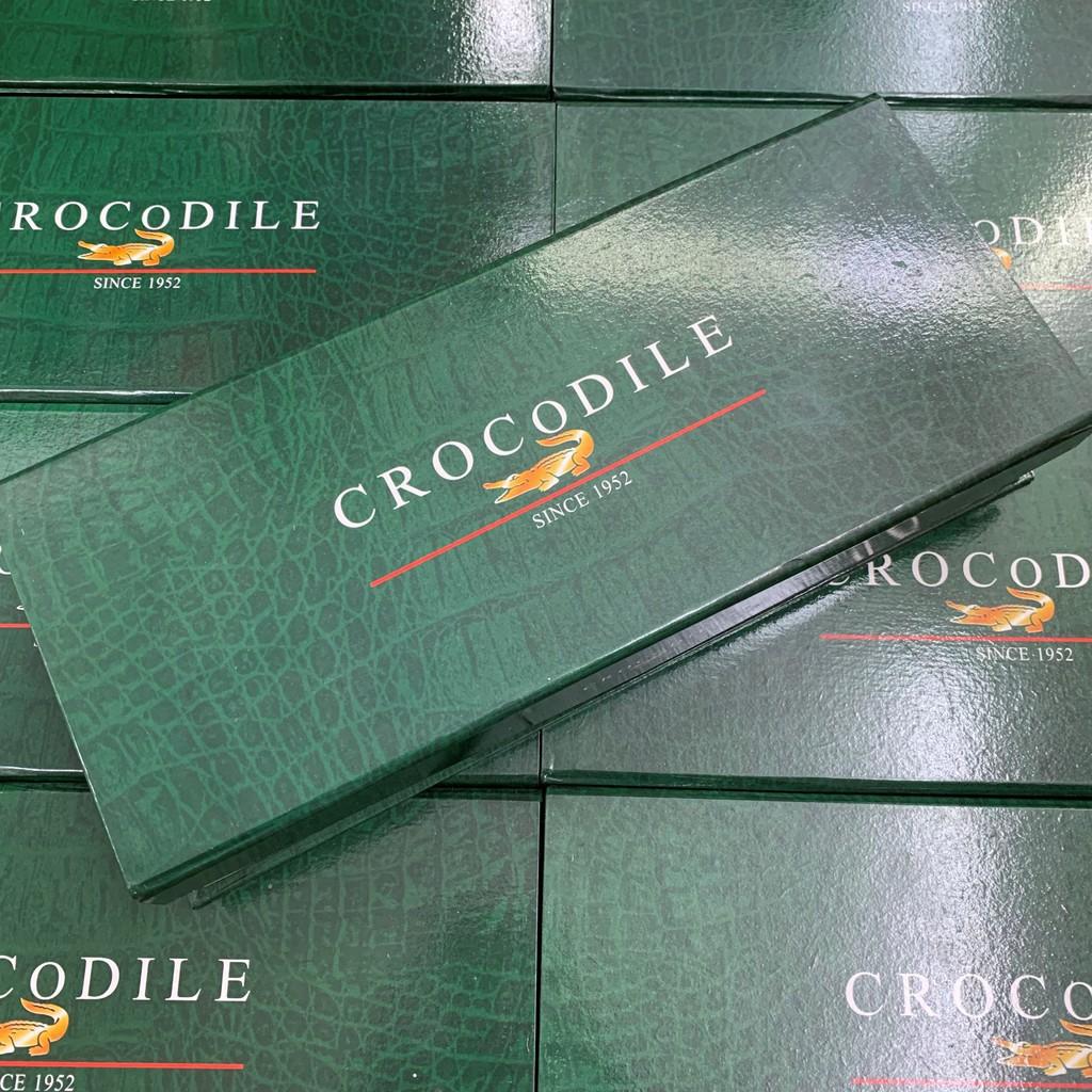 [Giá Rẻ Bất Ngờ] Thắt Lưng Nam Cá Sấu Full Hộp Giá Rẻ
