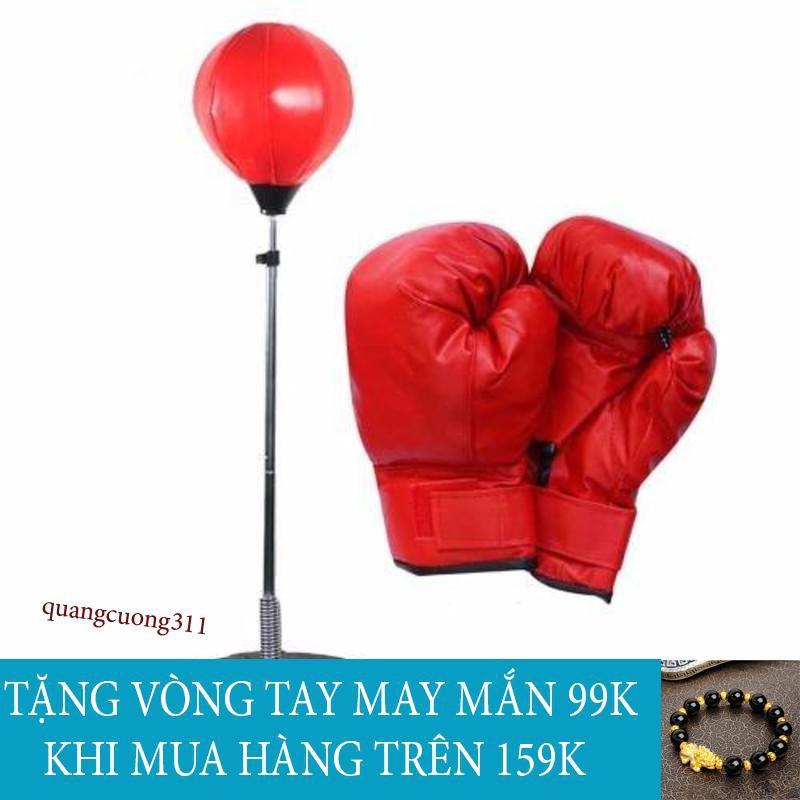 Shop Quang Cường - Cột Đấm Bốc Cao Cấp For MenWomen 18+ X Sport (Kèm Găng Tay Chuyên Dụng)