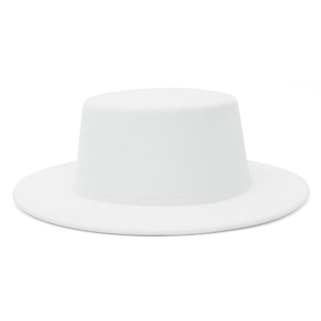 Mũ rộng vành thiết kế thanh lịch cho nam giới