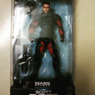 Scott Ryder – Mass Effect