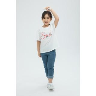 IVY moda áo thun bé gái MS 57G0999