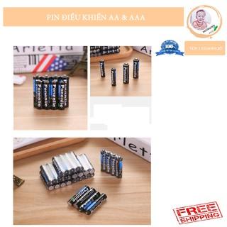 Pin tiểu AA hoặc AAA cho tivi điều hòa nóng lạnh điều khiển đa năng FREESHIP chất lượng tốt giá rẻ thumbnail