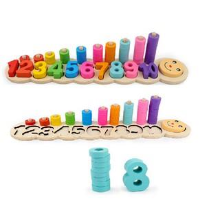 Đồ Chơi Trẻ Em Đồ chơi bảng số tính toán phát triển tư duy cho bé | KC3111 [ĐỒ CHƠI TRÍ TUỆ]