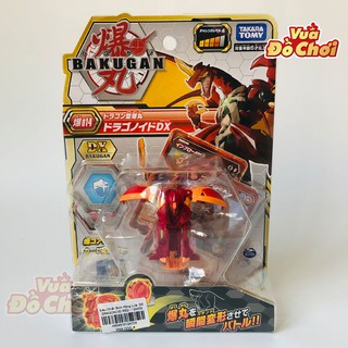 Siêu Chiến Binh Rồng Lửa DX DRAGONID RED – BAKUGAN