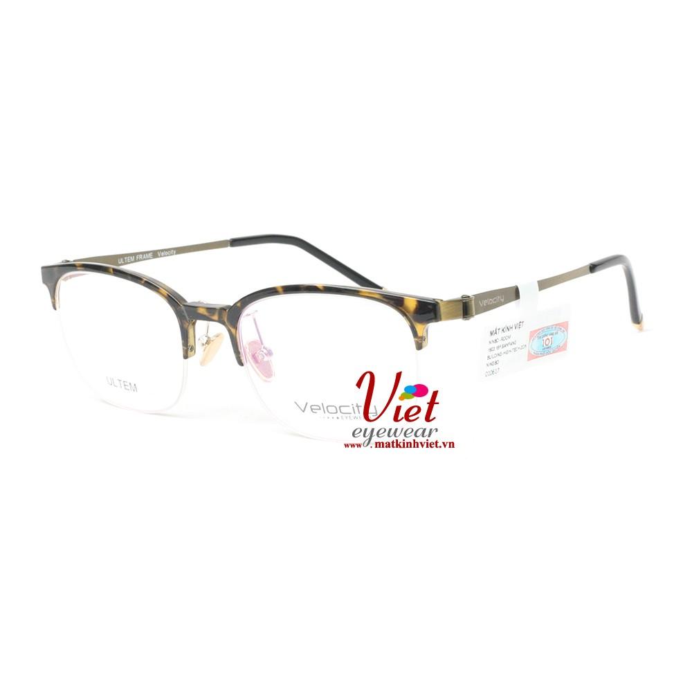 VL6575C5 Mắt kính thời trang chính hãng Velocity