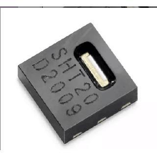 1 cảm biến nhiệt độ và độ ẩm kỹ thuật số DFN-6 SHT20
