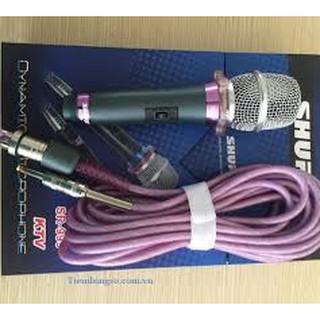 Mic Hát Karaoke Shure SR-999