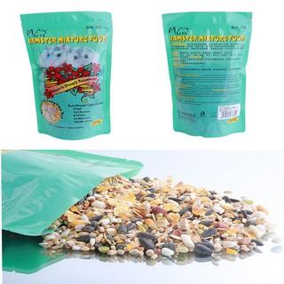 Thức ăn ngũ cốc hỗn hợp cho hamster 150gr rau củ quả tăng cường dinh dưỡng tự nhiên-150gr 6
