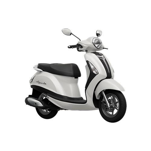 [Nhập mã MANEW07 giảm 15% - tối đa 30K]Xe Yamaha Grande Premium 2018 (Trắng) + Tặng nón bảo hiểm, áo