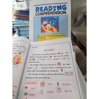 Combo cho khách Reading Comprehension