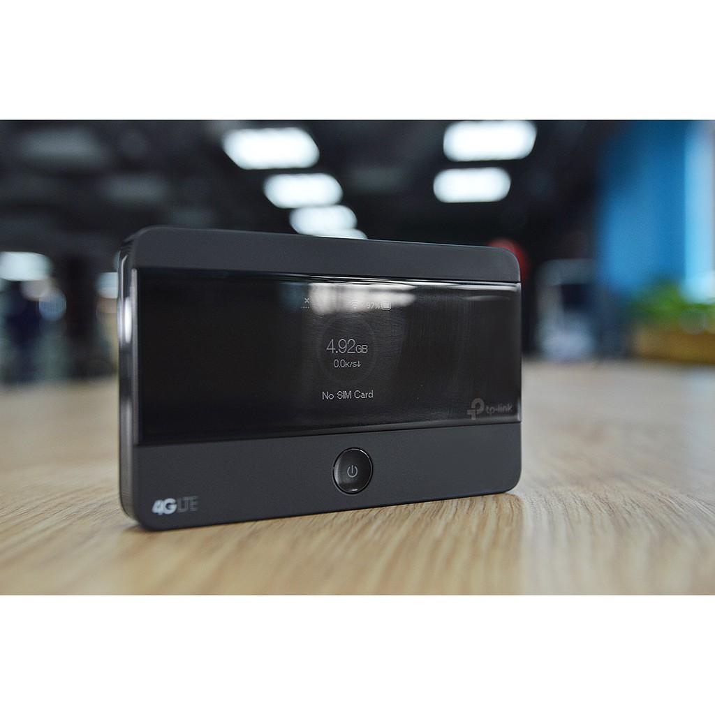 Thiết Bị Phát Wifi Di Động 4G LTE-Advanced Tplink M7350 V5 150Mbps - Hàng Chính Hãng