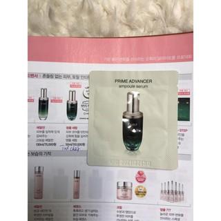 Tinh chất chống lão hóa, chống nhăn Ohui Prime Advancer Ampoule Serum thumbnail