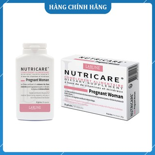Vitamin Tổng Hợp Cho Bà Bầu Nutricare Pregnant Woman Larune