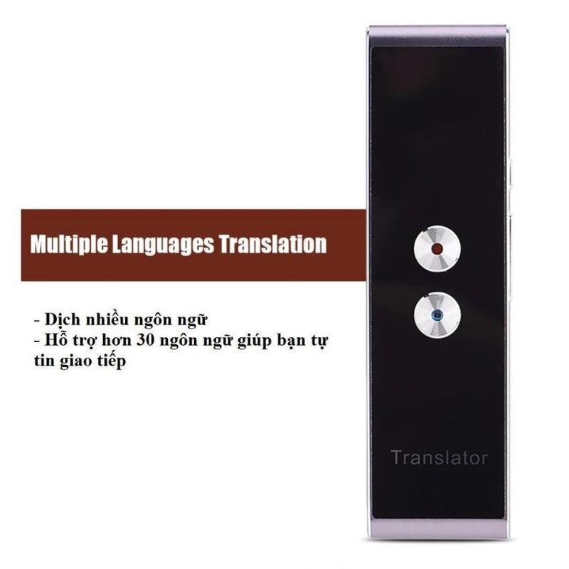 MÁY DỊCH ĐA NGÔN NGỮ TRANSLATOR Giá chỉ 2.450.000₫