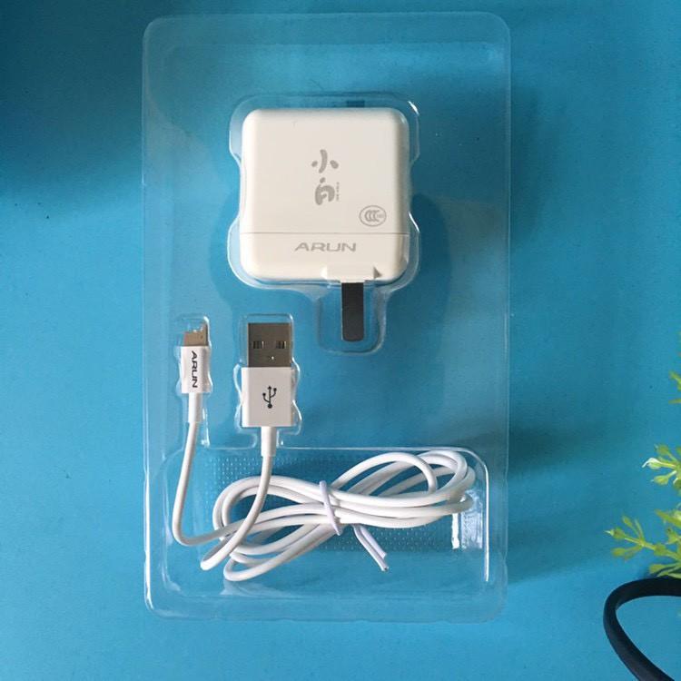 Bộ Sạc iPad 12W Chính Hãng ARUN ( U129CA ) - iPad 2/3/4 - iPad Mini 1/2/3/4/5 - iPad Air 5/6/7/8 - Nguồn điện ổn đinh