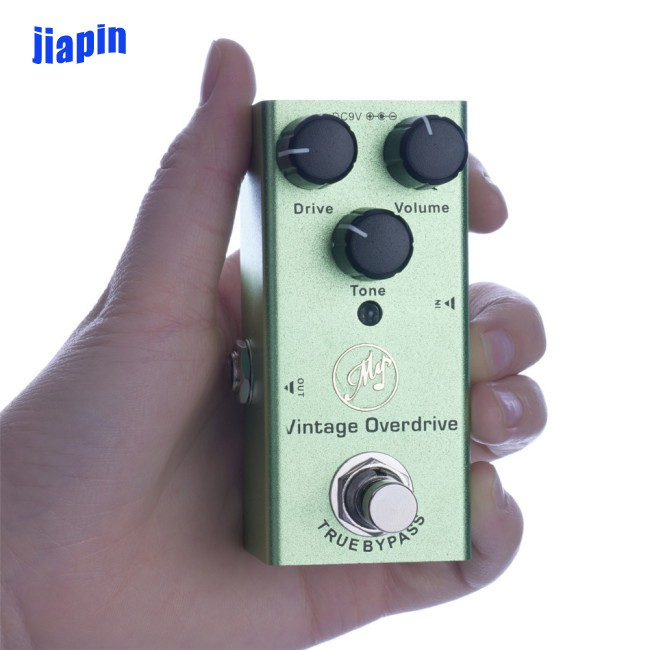 JDF-1 Electronic Guitar Effect Pedal Overload Effector Effects Classic