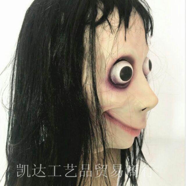 Mặt nạ hóa trang Quái vật Momo kinh dị