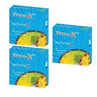 Combo 3 hộp bao cao su Kéo dài thời gian PerformaX ( hộp 3 cái) thumbnail