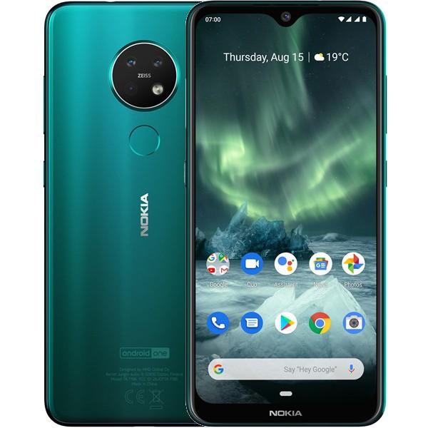 Điện thoại Nokia 7.2 4GB/64GB -Hàng Chính Hãng BH 12T + Tặng cường lực