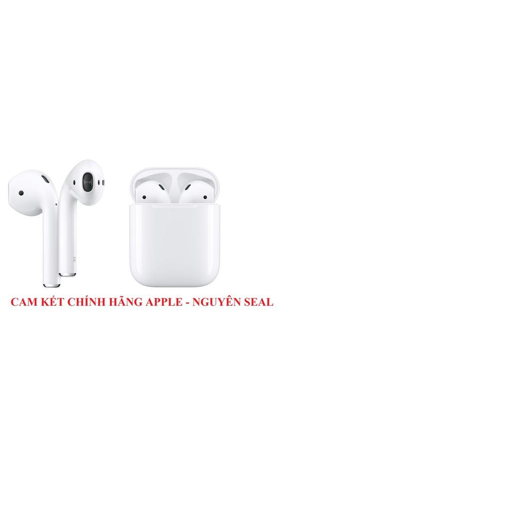 [Mã SKAMPUSHA7 giảm 8% đơn 250k]Tai Nghe Bluetooth Apple AirPods 2 MV7N2 - Sạc Có Dây