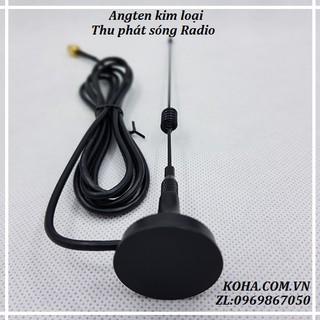 [Siêu bền] Anten từ tính mở rộng cho camera an ninh thu sóng 3G/4G