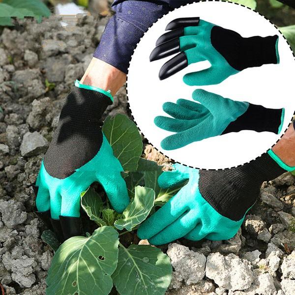 Găng tay làm vườn không thấm nước