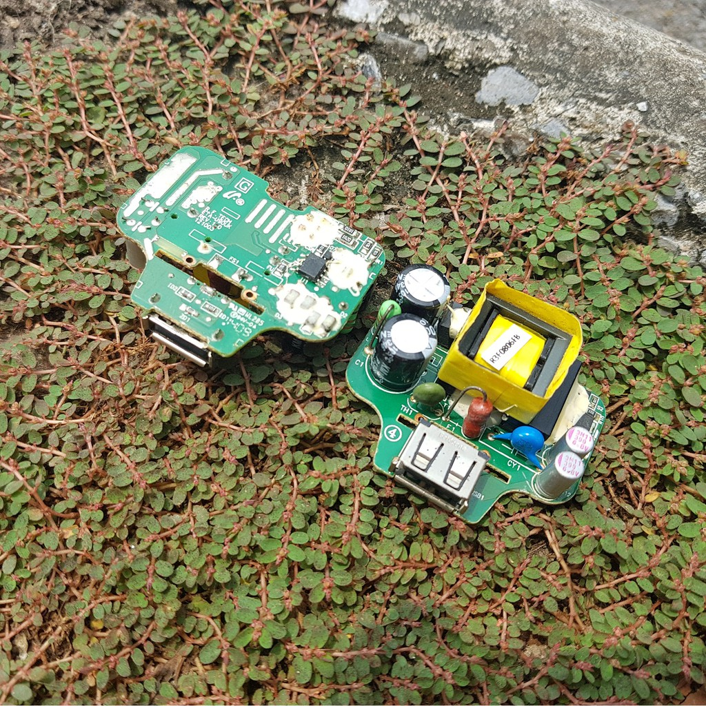 Nguồn sạc Samsung không vỏ 5V 2A, mạch chuyển nguồn AC-DC, mạch hạ áp