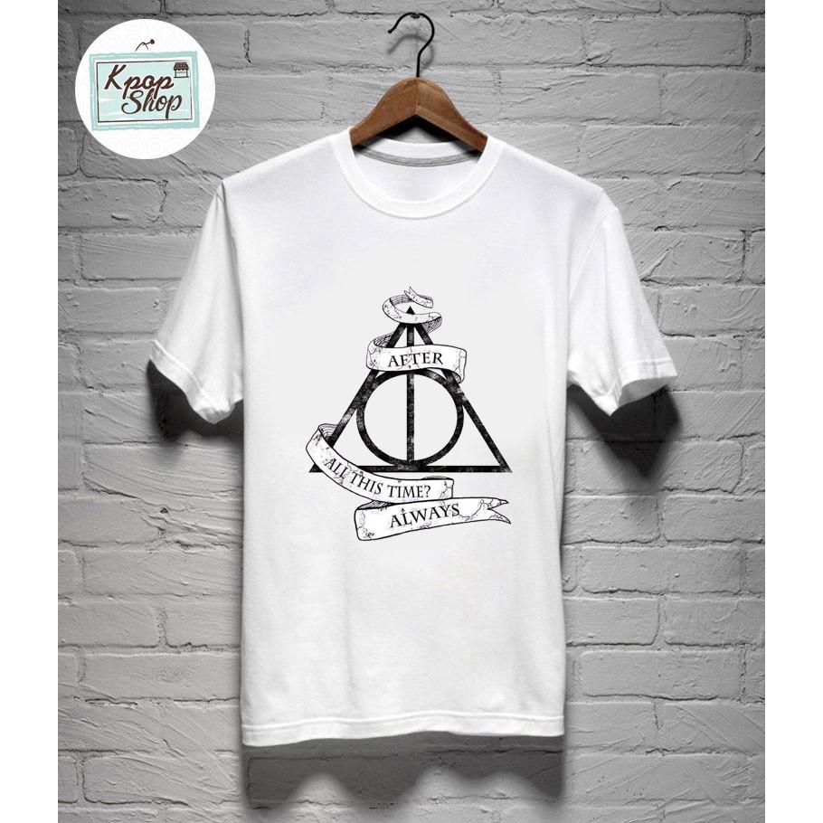 Áo Phông Harry Potter