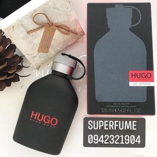 Nước hoa Hugo Boss Just Different 125ml EDP Spray Chuẩn auth thumbnail