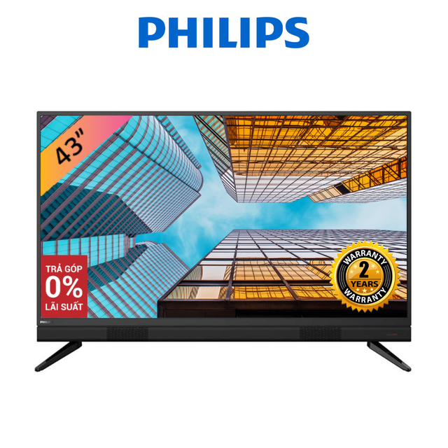 Smart Tivi Philips 43 Inch Full HD - 43PFT58