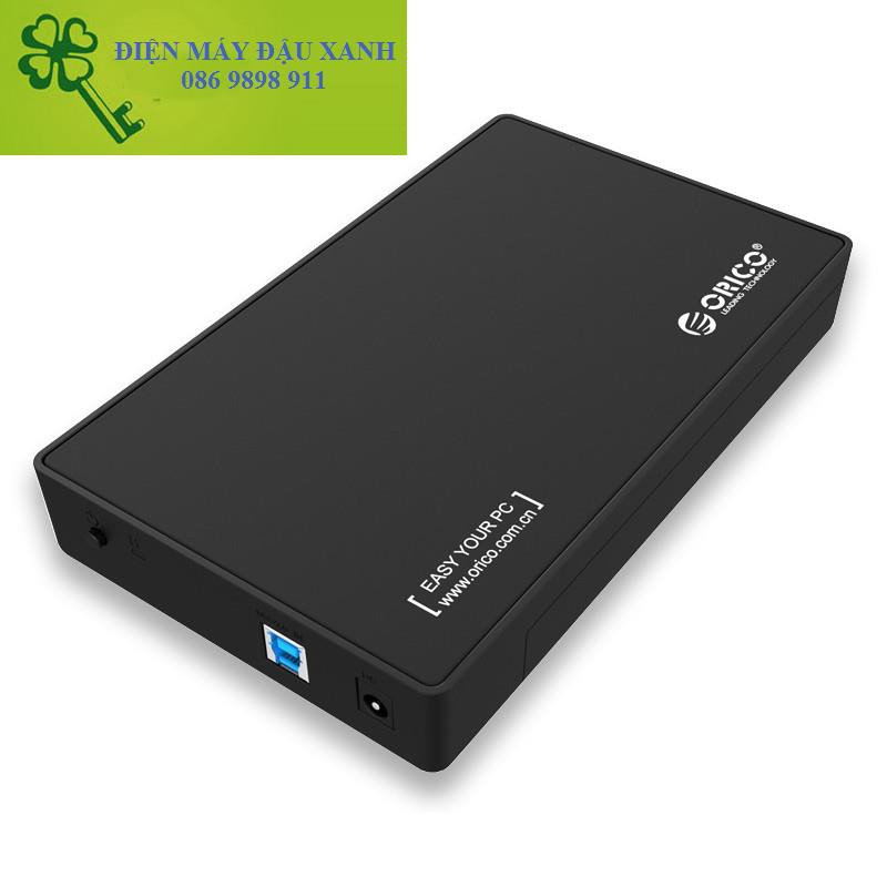 Hộp đựng ổ cứng Orico 3.5in dùng ổ cứng máy cây - 3588US3 - 23065079 , 2429501595 , 322_2429501595 , 369000 , Hop-dung-o-cung-Orico-3.5in-dung-o-cung-may-cay-3588US3-322_2429501595 , shopee.vn , Hộp đựng ổ cứng Orico 3.5in dùng ổ cứng máy cây - 3588US3