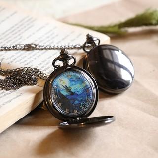 Đồng hồ Bỏ Túi Starry Night