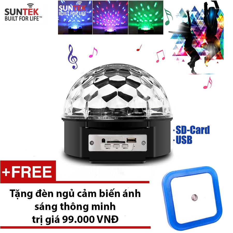 Đèn LED SUNTEK chiếu vũ trường cảm ứng nhạc kiêm loa nghe nhạc - 2957229 , 470604682 , 322_470604682 , 239000 , Den-LED-SUNTEK-chieu-vu-truong-cam-ung-nhac-kiem-loa-nghe-nhac-322_470604682 , shopee.vn , Đèn LED SUNTEK chiếu vũ trường cảm ứng nhạc kiêm loa nghe nhạc