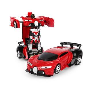 Đồ Chơi Siêu Xe Ô Tô Biến Hình Thành Robot, Xe ô tô siêu nhân