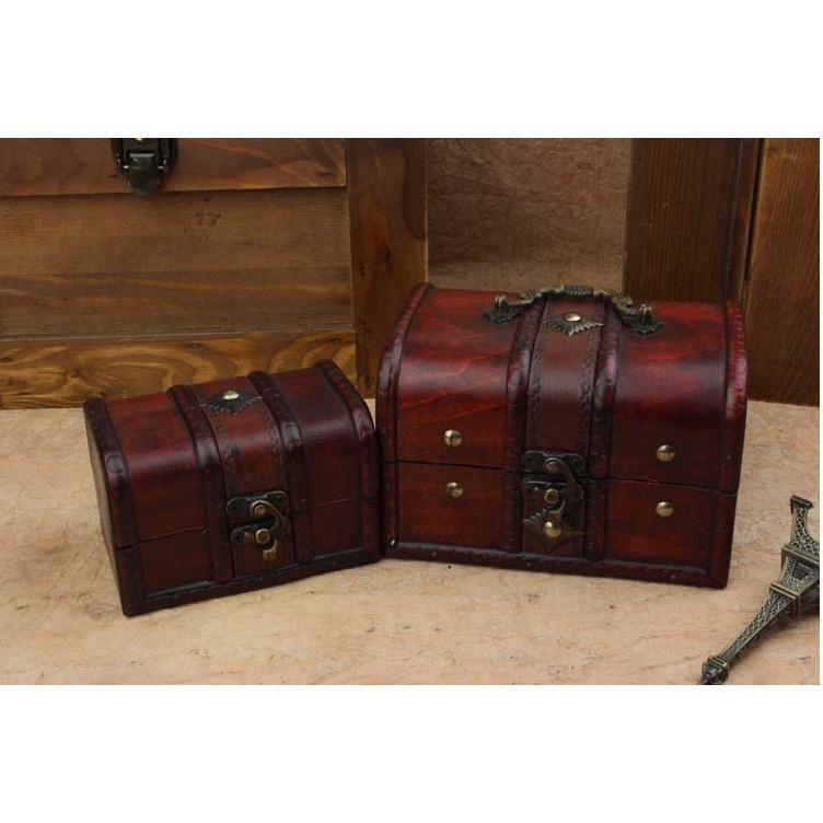 Hộp gỗ đựng đồ cá nhân phong cách châu Âu thế kỷ 17 dạng trơn đơn giản, không hoa văn - 2808300 , 908008940 , 322_908008940 , 180000 , Hop-go-dung-do-ca-nhan-phong-cach-chau-Au-the-ky-17-dang-tron-don-gian-khong-hoa-van-322_908008940 , shopee.vn , Hộp gỗ đựng đồ cá nhân phong cách châu Âu thế kỷ 17 dạng trơn đơn giản, không hoa văn
