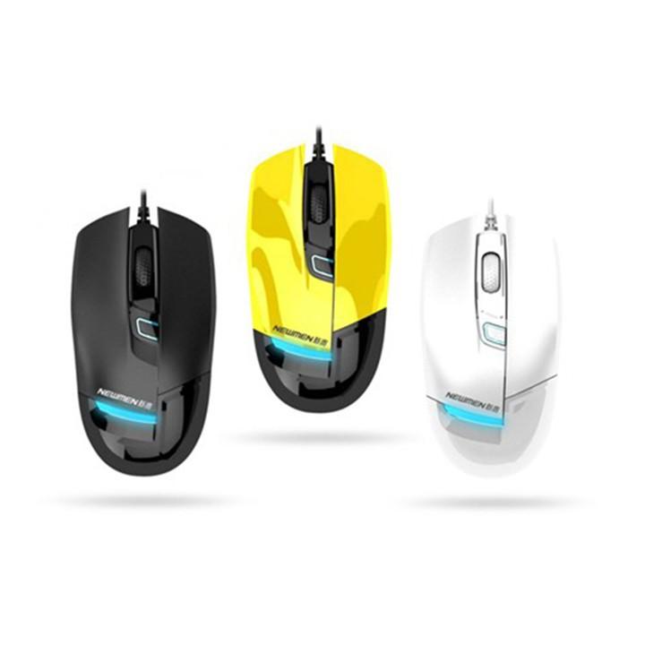 [RẺ VÔ ĐỊCH] Chuột có dây Newmen G10 giao tiếp USB chuột chuyên Game