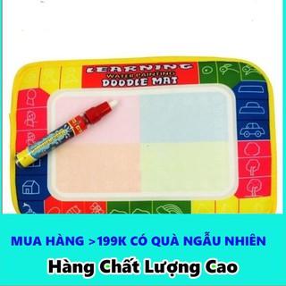 {SIÊU RẺ} Thảm Ma Thuật Cho Bé Tập Vẽ Size Nhỏ 30×20 (Giao màu ngẫu nhiên)