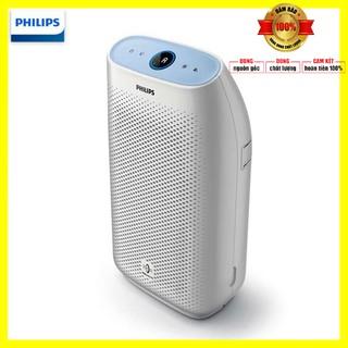 [ BẢO HÀNH 12 THÁNG] Máy lọc không khí, khử mùi trong nhà nhãn hiệu Philips AC1216/00 công suất 50W, cảm biến 4 màu