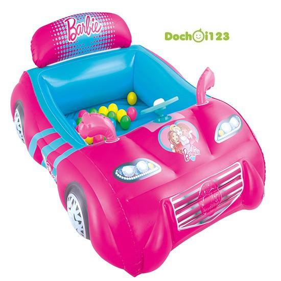 Đồ chơi ô tô bơm hơi công chúa 93207
