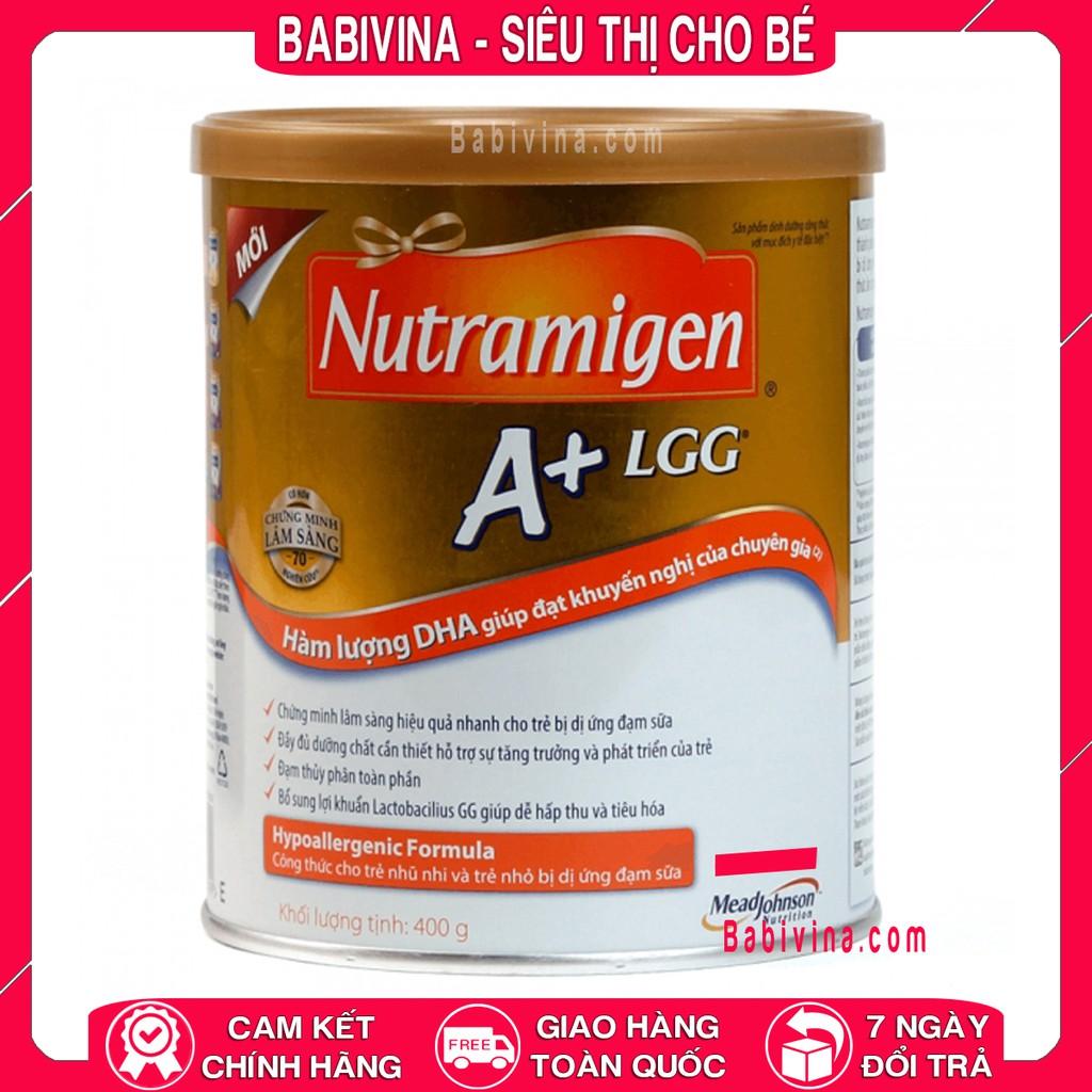 [LẺ GIÁ SỈ] Sữa Enfa Nutramigen A+LGG 400g Dành Cho Trẻ Bất Dung Nạp Lactose