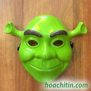 Mặt Nạ Shrek Gã Khổng Lồ Tốt Bụng Ma Quỷ Kinh Dị Halloween Obest